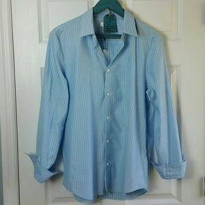 Calvin Klein The Cotton -Cashmere Shirt